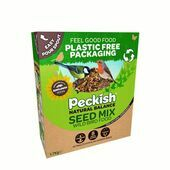 Peckish Natural Balance Seed Mix for Birds 1.7kg Box