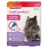 Beaphar CatComfort Calming Spot-On (3 Pipette Pack)