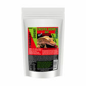 HabiStat Crested Gecko Diet, Strawberry and Cricket, Eco Pak, 60g