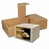 HabiStat Tortoise Starter Kit, Oak