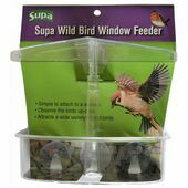 Supa Wild Bird Window Feeder