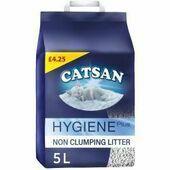 CATSAN Hygiene Cat Litter 5 Litres