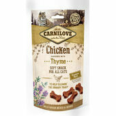 Carnilove Chicken With Thyme Cat Treats