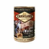 Carnilove Lamb & Wild Boar Wet Dog Food