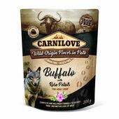 Carnilove Buffalo with Rose Petals Wet Dog Food