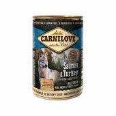 Carnilove Salmon & Turkey Wet Dog Food
