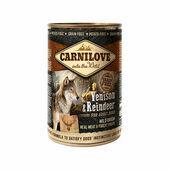 Carnilove Venison & Reindeer Wet Dog Food