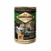 Carnilove Duck & Pheasant Wet Dog Food