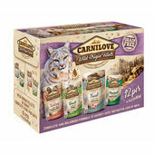 Carnilove Cat Pouch Multipack 85g