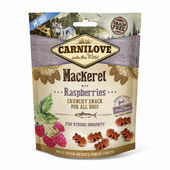 Carnilove Mackerel With Raspberries Dog Treats