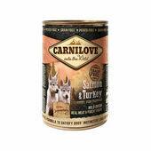 Carnilove Salmon & Turkey Wet Puppy Food