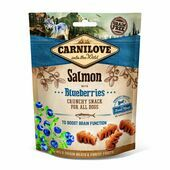 Carnilove Salmon With Blueberries Dog Treats