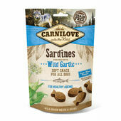 Carnilove Sardines With Wild Garlic Dog Treats