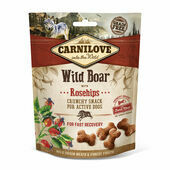 Carnilove Wild Boar With Rosehips Dog Treats