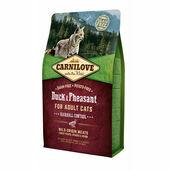 Carnilove Duck & Pheasant Adult Cat Food