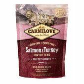 Carnilove Salmon & Turkey Kitten Food