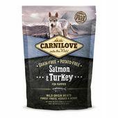 Carnilove Salmon & Turkey Puppy Food