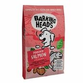 Barking Heads Pooched Salmon Dog Food 6.5kg