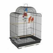 San Luis Bird Cage in Black