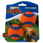 Chuckit! Medium Ultra Ball (2 Pack)