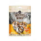 Zeus Better Bones Chicken Small Bones Dog Treats 7.5cm