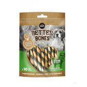 Zeus Better Bones Lamb & Mint Twists Dog Treats