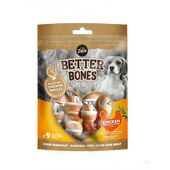 Zeus Better Bones Wrapped Chicken Dog Treats 7.5cm