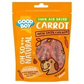 Good Boy Oh So Natural Chicken & Carrot 85g