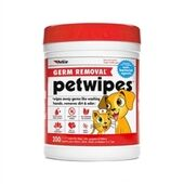 Petkin Germ Remove Wipes