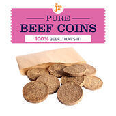 JR Pure Beef Coins