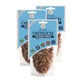 JR Pure Ostrich Training Treats