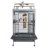 Sky Pet Products Santos Play Antique Bird Cage