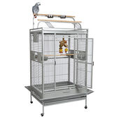 Sky Pet Products Santos Play Stone Bird Cage