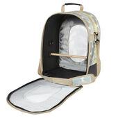 Sky Pet Products Travel Bag Large Leaf