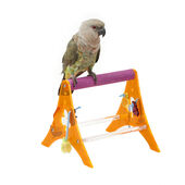 Sky Pet Products Acrylic Bird Stand