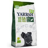 Yarrah Organic Dog Vegetarian/vegan With Baobab Coconut Oil 21% Protein & 13% Fat 2kg