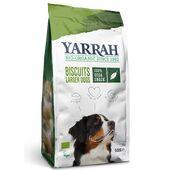 4 x Yarrah Organic Dog Biscuits Vegetarian & Vegan 500g