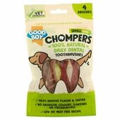 Good Boy Chompers Toothbrush Small 60g