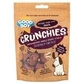Good Boy Crunchies Duck Dog Treats 60g