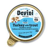 Devini Turkey & Trout for Dogs