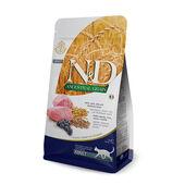 N&D Natural & Delicious Cat Ancestral Grain Lamb & Oats