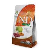 N&D Natural & Delicious Cat Pumpkin Venison & Apple