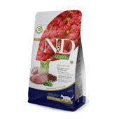 N&D Natural & Delicious Cat Quinoa Digestion Lamb