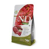 N&D Natural & Delicious Cat Quinoa Urinary Duck & Cranberry