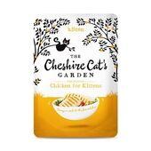 The Cheshire Cat's Garden Kitten Chicken