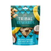 Tribal Rewards Coconut, Banana & Peanut Butter Dog Biscuits