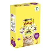 Go-Cat with Duck and Chicken Mix Dry Cat Food 750g