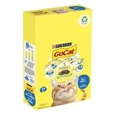 Go-Cat with Herring, Tuna mix with Vegetables Dry Cat Food 750g