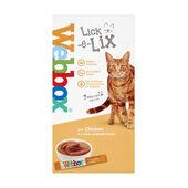 Webbox Lick e Lix Cat Treats Chicken