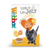 Webbox Lick e Lix Jelly  Chicken & Sweet Potato